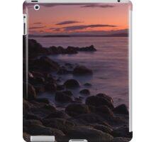 Tranquil dusk iPad Case/Skin