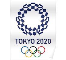 Tokyo 2020 Poster