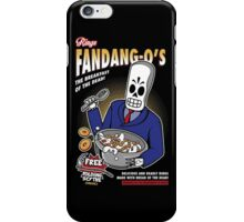 Rings Fandang-O's Cereals iPhone Case/Skin