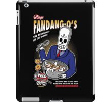 Rings Fandang-O's Cereals iPad Case/Skin