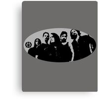 band 5 Canvas Print