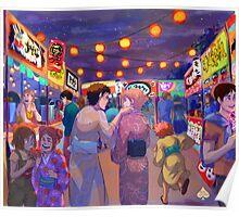 night festival Poster