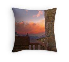 Malcesine / Lake Garda / Italy ~ 17 Throw Pillow