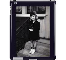 Darling Margaret 1946 iPad Case/Skin