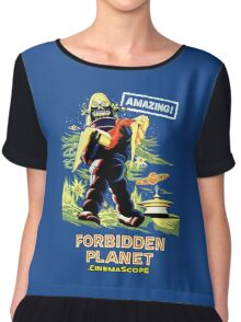 Forbidden Planet Chiffon Top