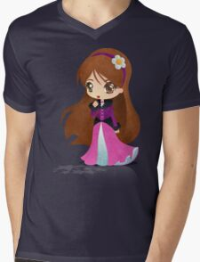 Margarida Mens V-Neck T-Shirt