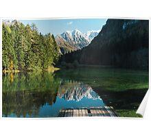 Serene Slovenia Poster