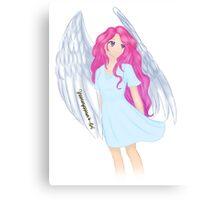 Angel Girl (10) Canvas Print