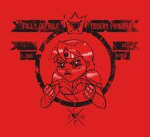 Capable Modern Princess - Decayed Baby Tee