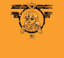 Capable Modern Princess - Decayed Womens Fitted T-Shirt