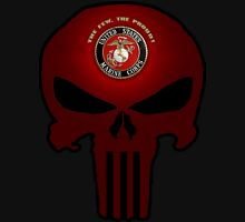 USMC Punisher Unisex T-Shirt