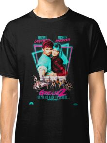 Neon 80's GREASE 2  Classic T-Shirt