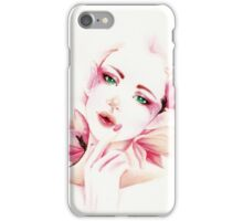 Magnolia Beauty iPhone Case/Skin