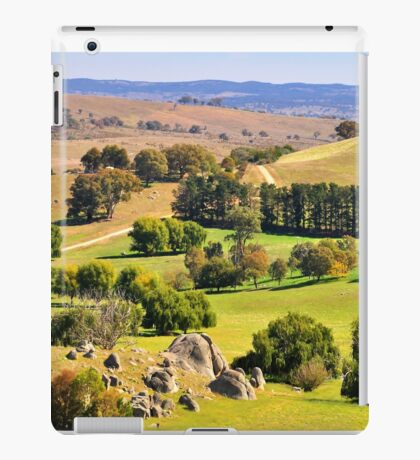 A Scenic Drive iPad Case/Skin