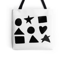Sha-shapes Tote Bag