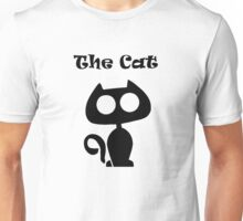 The cat  Unisex T-Shirt