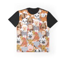 Animales Graphic T-Shirt