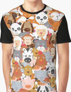 Animales Graphic T-Shirt