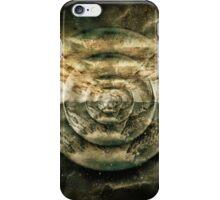 Planetary Soul Gold Depth Perception iPhone Case/Skin