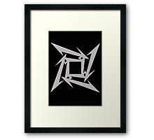 Nc Framed Print