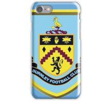 The Clarets,burnley FC iPhone Case/Skin