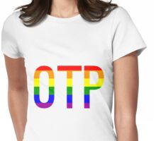 My Gay OTP Womens Fitted T-Shirt