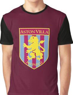 The Villa, Villans Fc Graphic T-Shirt