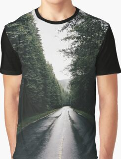 middle of the road Graphic T-Shirt