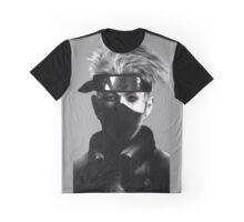 Kakashi real life Graphic T-Shirt