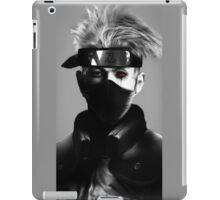 Kakashi real life iPad Case/Skin