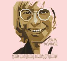John Denver ~ [Brown Skin] Kids Clothes