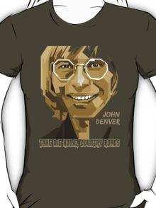 John Denver ~ [Brown Skin] T-Shirt