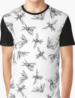 Insects Graphic T-Shirt