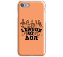 League of AOA iPhone Case/Skin