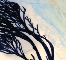 North Cornwall Tree Sticker