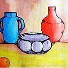 Oranges not Lemons by GloriaDK
