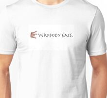 Deer Squad/ Everybody eats! Unisex T-Shirt
