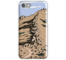 Jobs Sister and Unnamed Peak iPhone Case/Skin