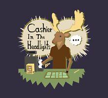 Cashier In The Headlights Unisex T-Shirt