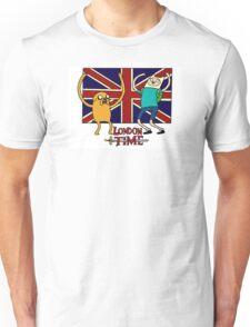 London Time Unisex T-Shirt