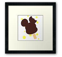 World Famous Mickey Bar Framed Print