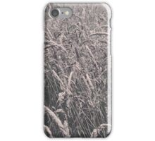 In the long grass iPhone Case/Skin