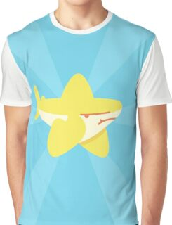 Star Shark Graphic T-Shirt