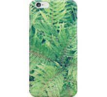 Fern iPhone Case/Skin