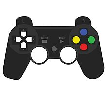 Gaming Controller Photographic Print