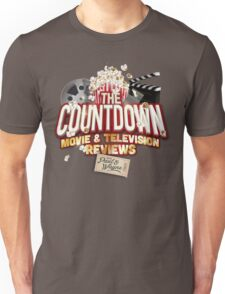 The Countdown Movie & TV Reviews Podcast Unisex T-Shirt