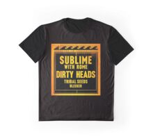 SUBLEME WITH ROME DIRTY HEADS Graphic T-Shirt