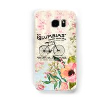 Columbias Bicycles Vintage Illustration Samsung Galaxy Case/Skin