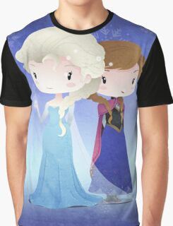 Iced Princesses Graphic T-Shirt