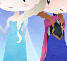 Iced Princesses Sticker